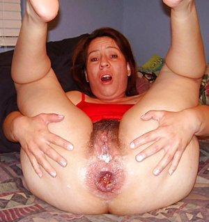 Gape pictures anal Anal Gape