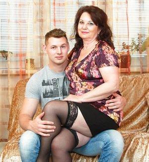 Mom and Boy Pics